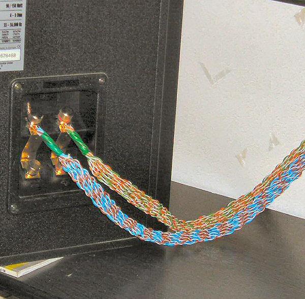 изготовление акустических кабелей