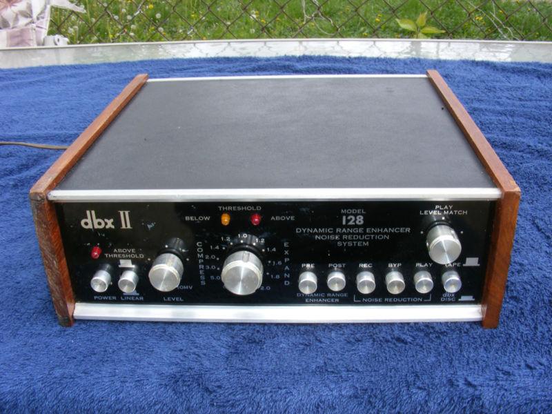 DBX II model 128