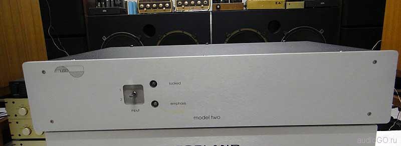 MUSE model 2 корпус серебро