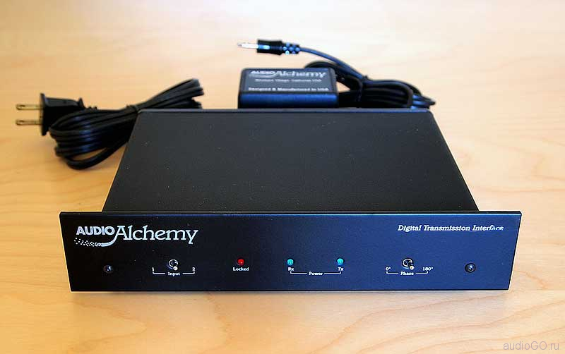 Audio Alchemy DTI 1.0