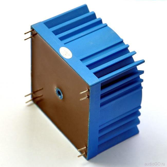 Трансформатор вид снизу по 4 вывода