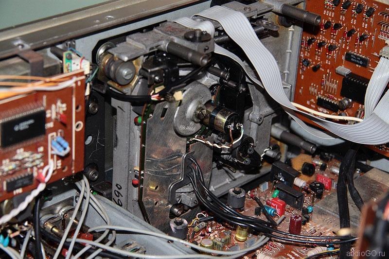 кассеткая дека EUMIG FL-1000