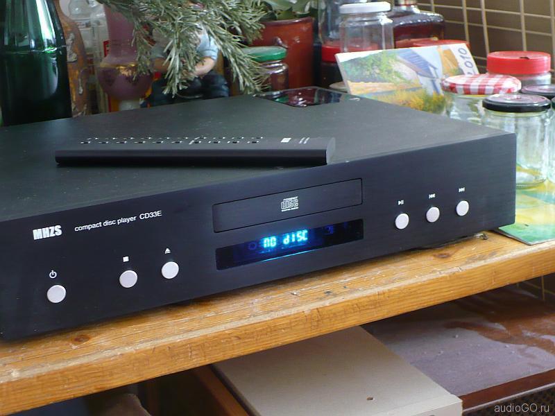 MHZS CD33E cd плеер