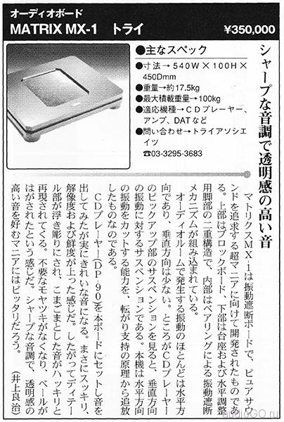 matrix mx-1 лист манула для виброизоляционной доски