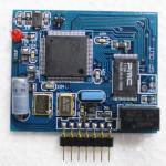 XMOS USB модуль распиновка