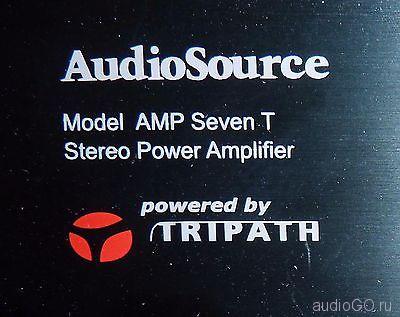 tripath amp seven