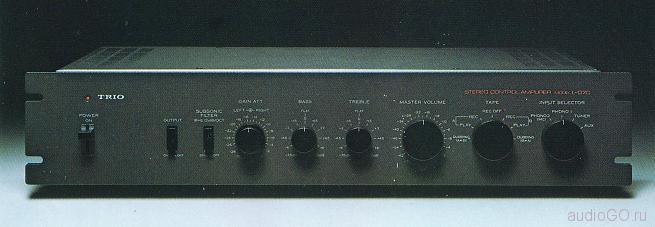 trio kenwood l-07c service manual