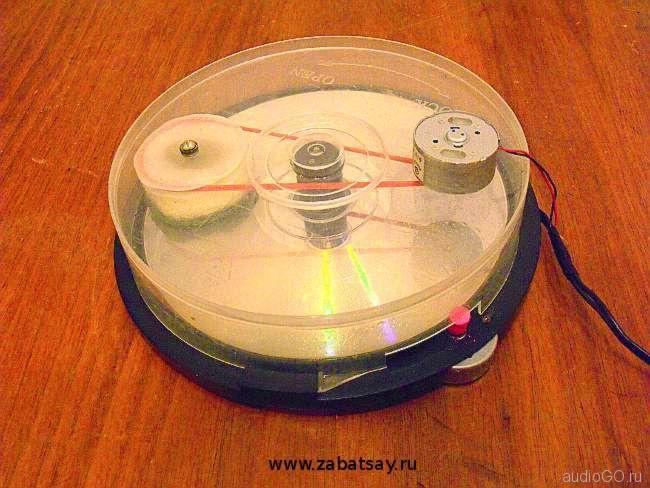 полировка CD дисков